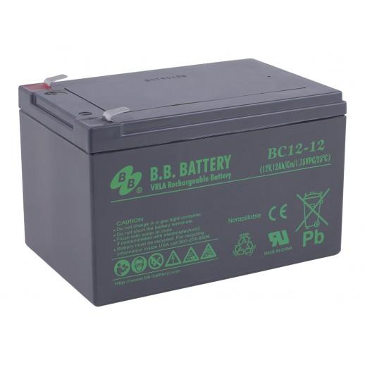 Фото - Аккумулятор B.B. Battery BC 12-12