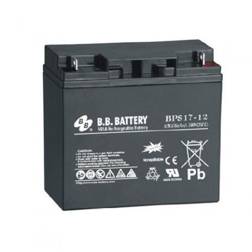 Фото - Аккумулятор B.B. Battery BPS 17-12