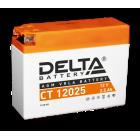 Фото - Аккумулятор Delta CT 12025