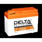 Фото - Аккумулятор Delta CT 12026
