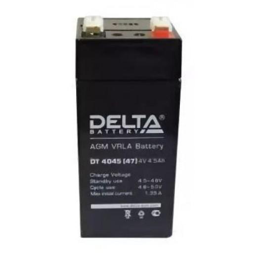 Фото - Аккумулятор Delta DT 4045 (47мм)