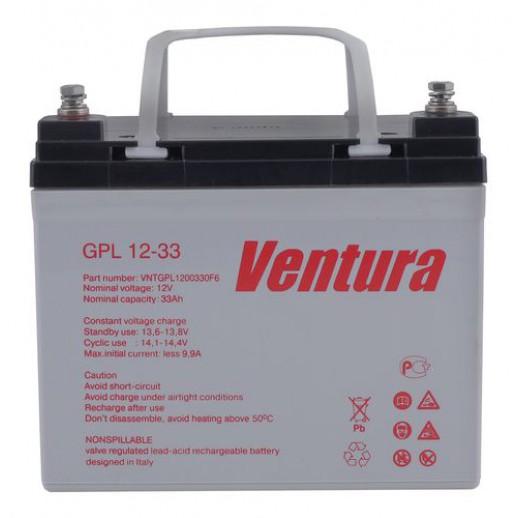 Фото - Аккумулятор Ventura GPL 12-33