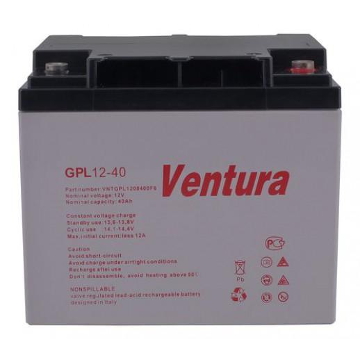 Фото - Аккумулятор Ventura GPL 12-40
