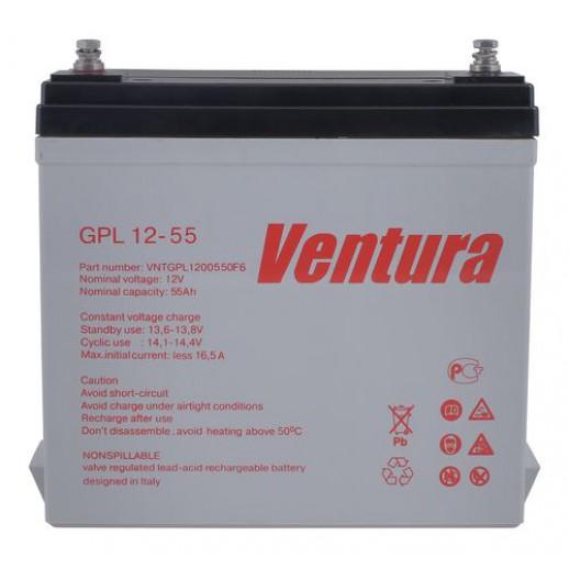 Фото - Аккумулятор Ventura GPL 12-55
