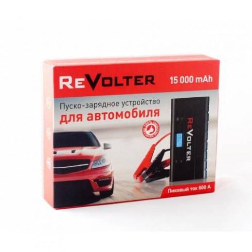Фото - Пуско-зарядное устройство ReVolter Nitro