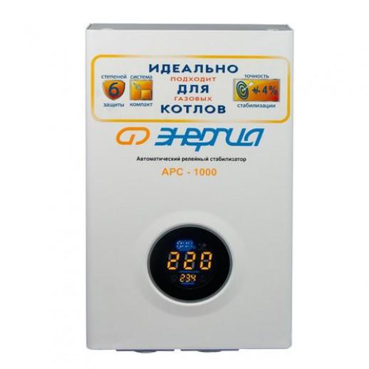 Фото - Однофазный стабилизатор напряжения Энергия АРС-1000