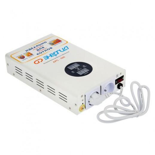 Фото - Однофазный стабилизатор напряжения Энергия АРС-500