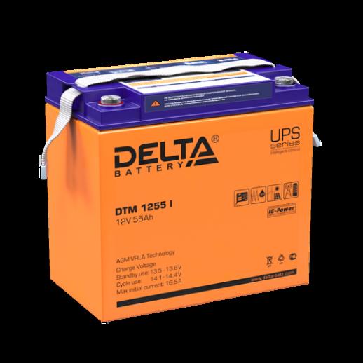 Фото - Аккумулятор Delta DTM 1255 I
