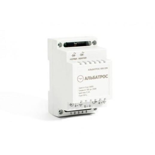 Фото - Устройство защиты от импульсных перенапряжений АЛЬБАТРОС-500 DIN
