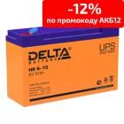 Аккумулятор Delta HR 6-15 для детских машин