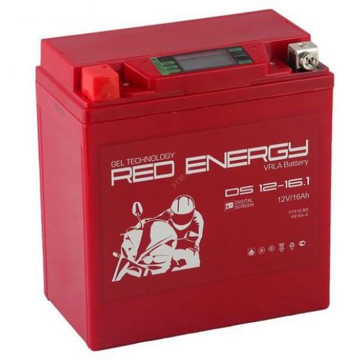 Фото - Аккумулятор Red Energy DS 12-16.1