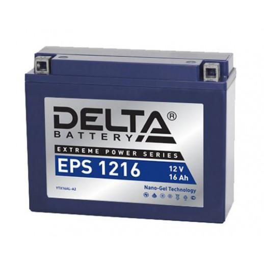 Фото - Аккумулятор Delta EPS 1216