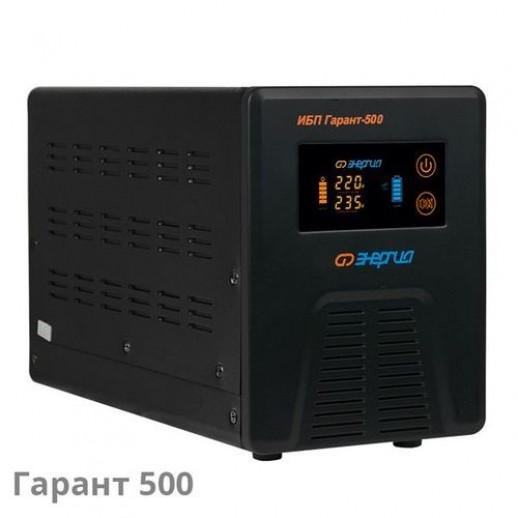 Фото - ИБП Энергия Гарант 500