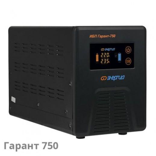 Фото - ИБП Энергия Гарант 750
