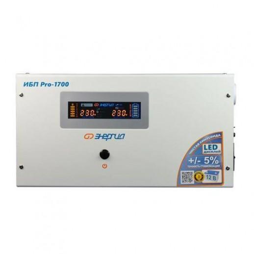 Фото - Комплект ИБП Энергия Pro+Delta 1200Вт/100А*ч
