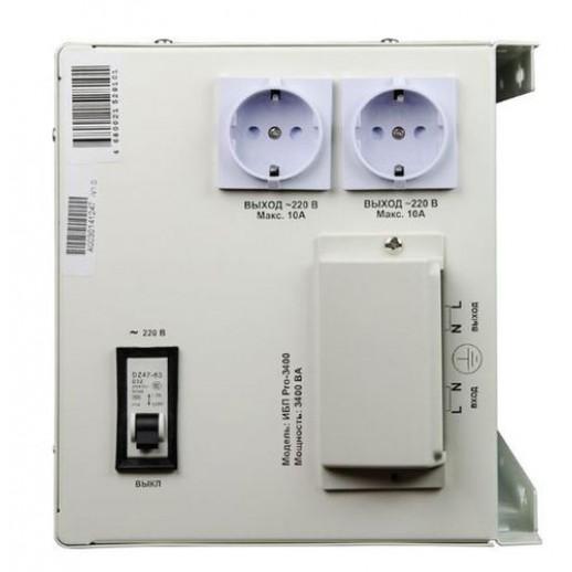 Фото - Система бесперебойного питания 2,4кВт/2х150А*ч (комплект №8)