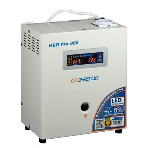 Фото - ИБП Энергия Pro-800 12V