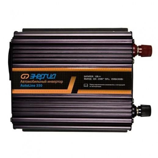 Фото - Автомобильный инвертор Энергия AutoLine 350