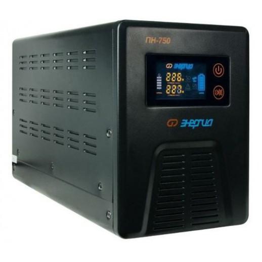 Фото - Инвертор Энергия ПН-750 с цветным дисплеем