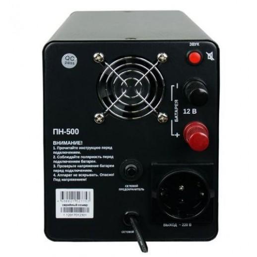 Фото - Инвертор Энергия ПН-500 с цветным дисплеем