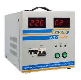 Однофазные стабилизаторы напряжения Энергия АСН