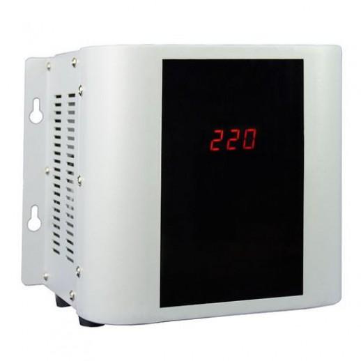 Фото - Однофазный стабилизатор напряжения Энергия Hybrid 1000