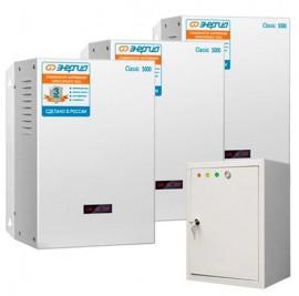 Трехфазные стабилизаторы  напряжения Энергия Classic