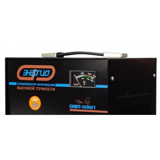Фото - Однофазный стабилизатор напряжения Энергия Нybrid CНВТ-1000/1