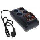 Фото - Однофазный стабилизатор напряжения Энергия Люкс 500