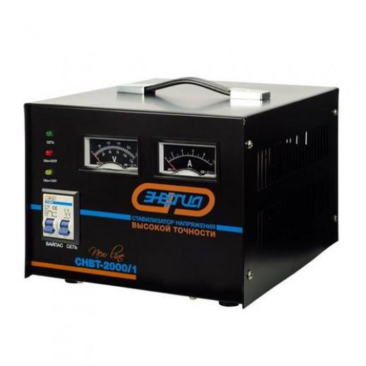 Фото - Однофазный стабилизатор напряжения Энергия СНВТ NewLine 2000/1