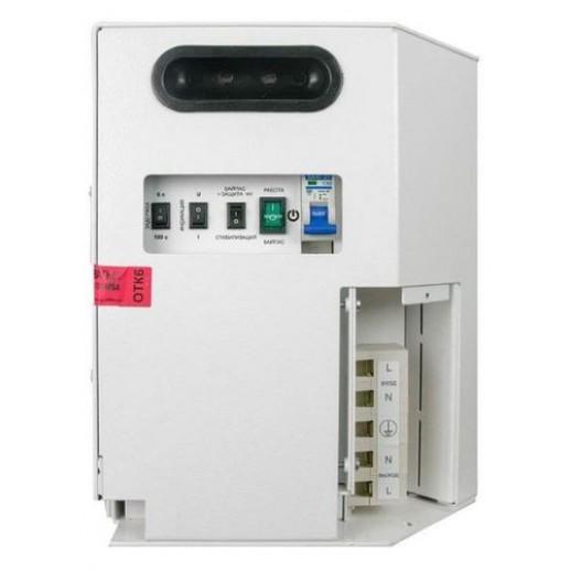 Фото - Однофазный стабилизатор напряжения Энергия Premium 5000