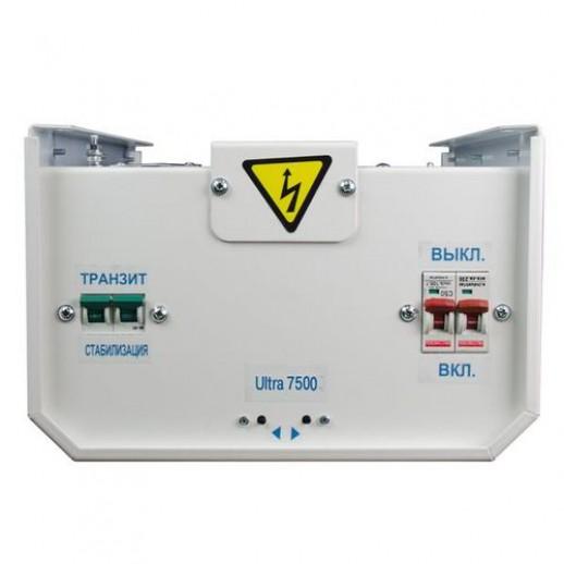 Фото - Однофазный стабилизатор напряжения Энергия Ultra 7500