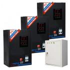 Трехфазный стабилизатор напряжения Энергия Voltron 15000 HP Е0101-0200