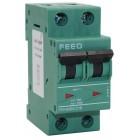Автоматический выключатель постоянного тока FPV-63-550 16 А 2P