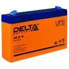Фото - Аккумулятор Delta HR 6-9 для детских машин