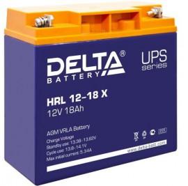 Delta HRL-X