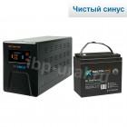 Система резервирования Энергия+Восток 300ВА/55А*ч