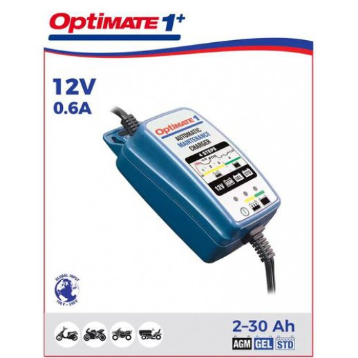 Фото - Зарядное устройство Optimate 1+ TM402