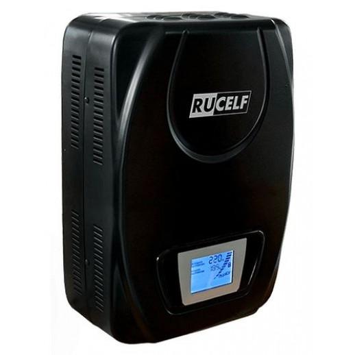 Фото - Однофазный стабилизатор напряжения Rucelf SDW II-6000-L