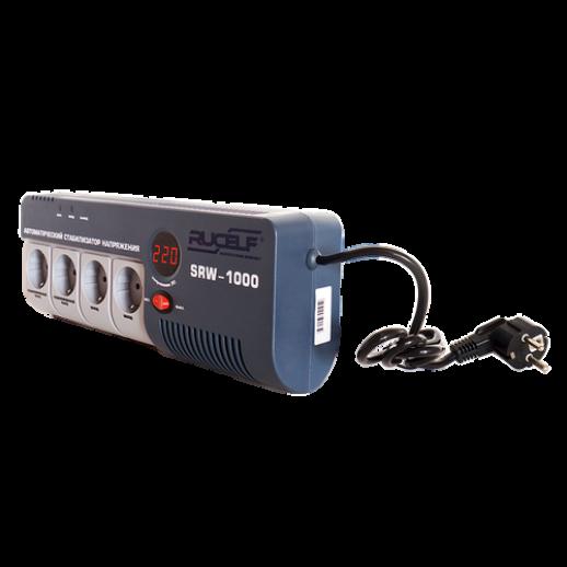 Фото - Однофазный стабилизатор напряжения Rucelf SRW-1000-D