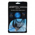 Кабель USB ROBITON P7 USB A - 8pin PH1 14955