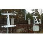 Кронштейн Егерь 2 для крепления солнечных батарей на столб