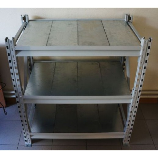 Фото - Стеллаж металлический для аккумуляторов 800х500х1000 мм