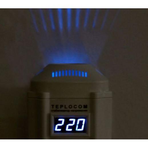 Фото - Однофазный cтабилизатор напряжения TEPLOCOM ST-222/500-И