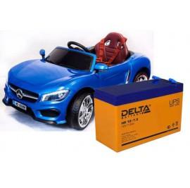 Аккумуляторы для детских электромобилей