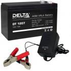 Фото - Комплект для эхолота Delta+Восток 7А*ч/0,7А