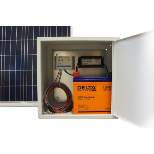 Фото - Солнечная электростанция Микро 100-500