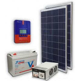 Солнечные электростанции для автодома