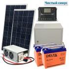Фото - Солнечная электростанция Эко 300-1500
